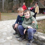 Fotograf Marko i njegov bratić Grga